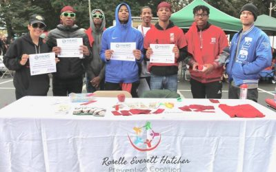 Roselle's Prevention Links Holds Annual Drug Prevention Walk