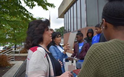 Roselle Takes to the Streets to Mobilize Around Opioid Abuse