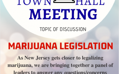 Town Hall Meeting – Marijuana Legislation