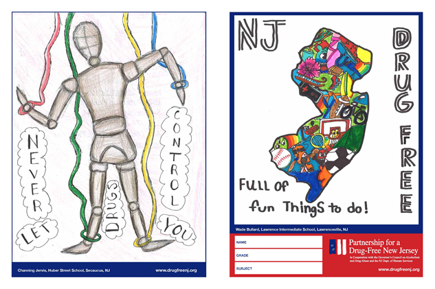 Attention 4th Grade Artists! Your Art Could be Featured on Next Year's Folder